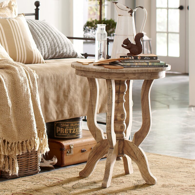 Merrick Pedestal Table