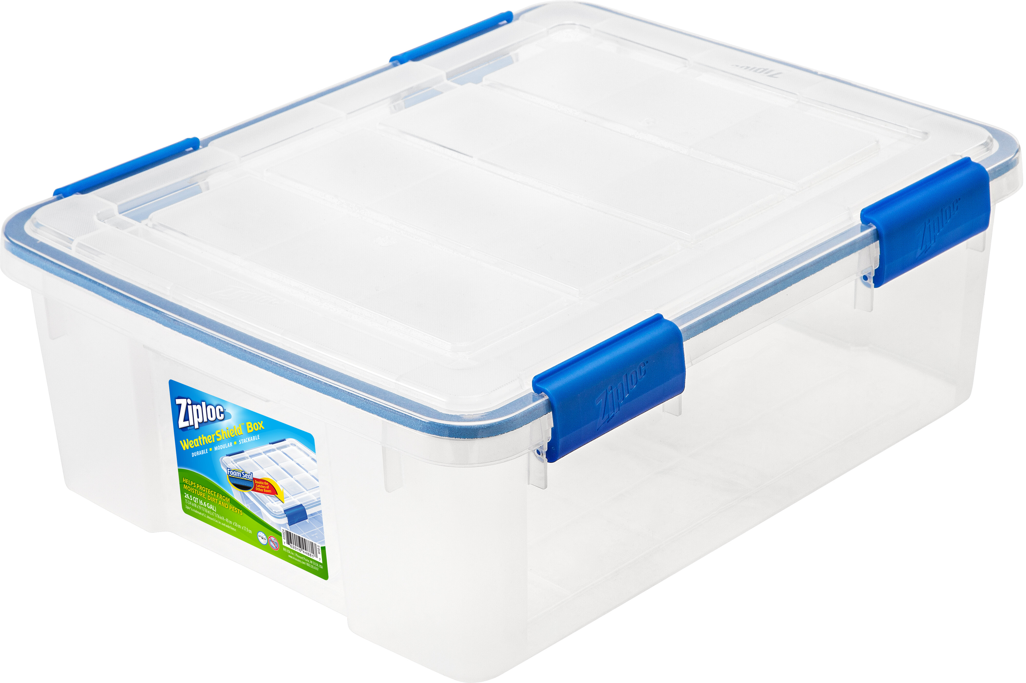 Genial ZIPLOC WeatherShield Storage Box U0026 Reviews | Wayfair