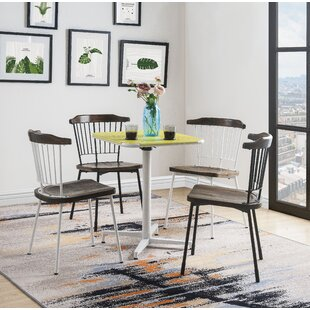 Reis Folding 5 Piece Dining Set