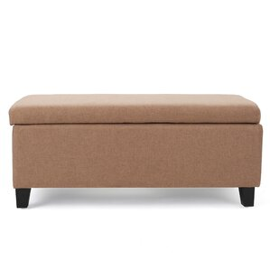 Dedham Fabric Storage Ottoman by Red Barrel Studio