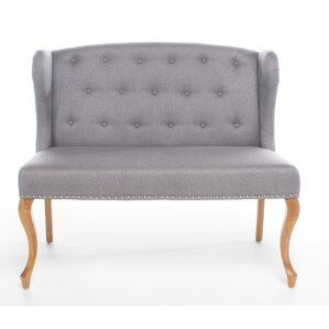 Dean Fabric Loveseat by Willa Arlo Interiors