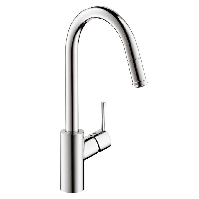 Talis S Single Handle Deck Mounted Kitchen Faucet