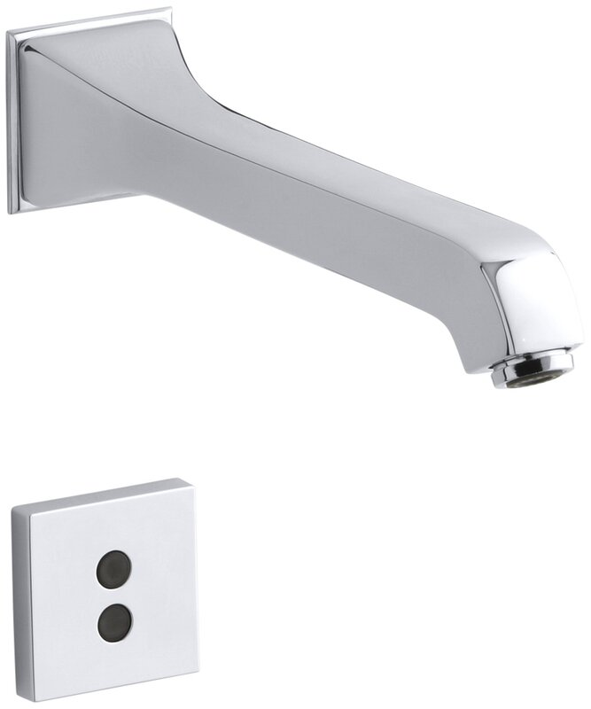 Commercial Bathroom Sink kohler memoirs wall-mount commercial bathroom sink faucet with 8-3