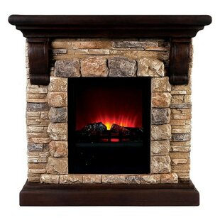 Indoor Stone Gas Fireplace Wayfair