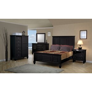Sankaty Panel Configurable Bedroom Set