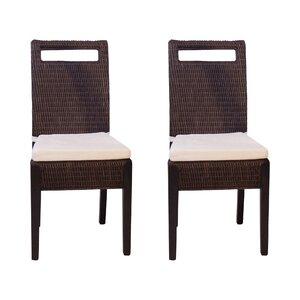 2-tlg. Esszimmerstuhl-Set von Home & Haus