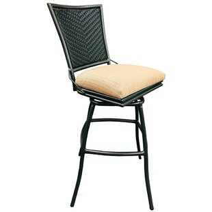 Adjustable Height Extra Tall 34 36 Patio Bar Stools Youll