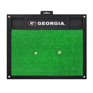 529d2592c17b NCAA University of Georgia Golf Hitting Mat
