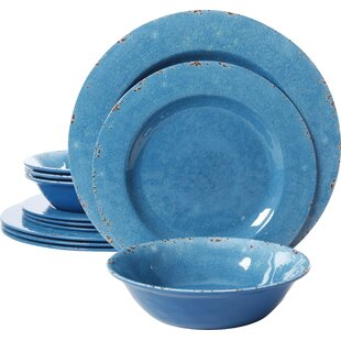 Save  sc 1 st  Wayfair & Melamine Beach Dinnerware Sets | Wayfair