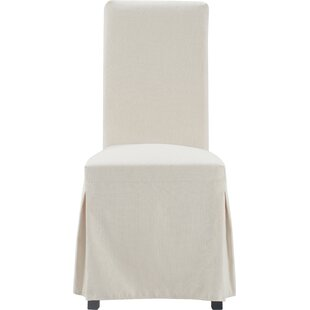 Box Cushion Upholstered Dining Chair (Set of 2)