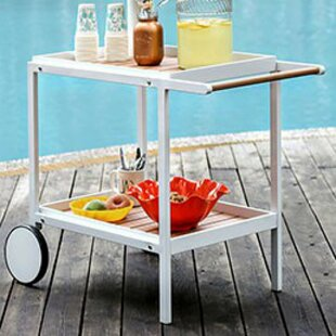 Ranson Serving Bar Cart
