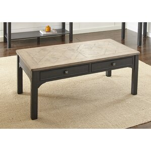 Vierge Coffee Table by August Grove