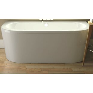 Shingle Eternalite Standard Soaking Bathtub by Premier