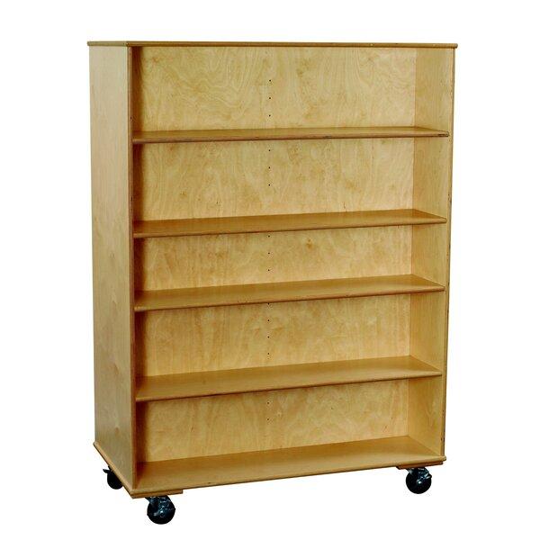 Bird In Hand Classroom Select 67 Adjustable Shelf Mobile Double