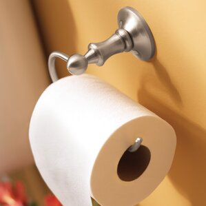 danbury wall mounted toilet paper holder