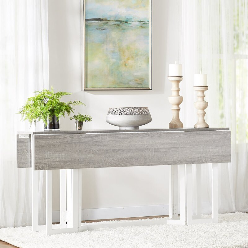 Adams Extendable Dining Table Amp Reviews Allmodern