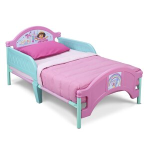Dora Convertible Toddler Bed