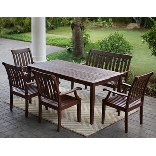 Dowling 6 Piece Dining Set