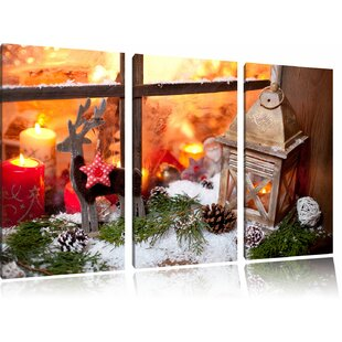 Leinwandbilder Modern leinwandbilder feiertag weihnachten wayfair de