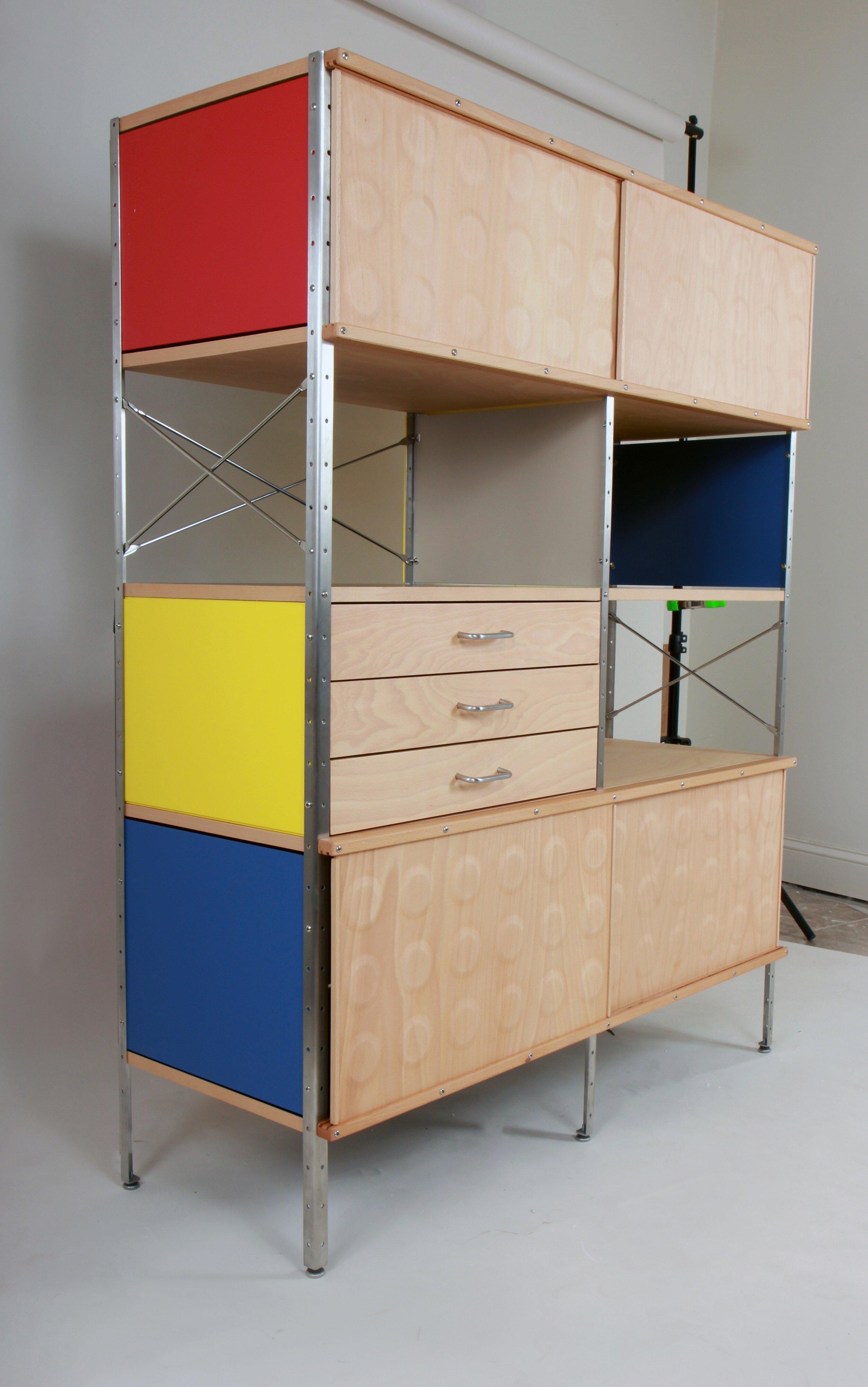Charming Stilnovo Mid Century Storage Unit | Wayfair