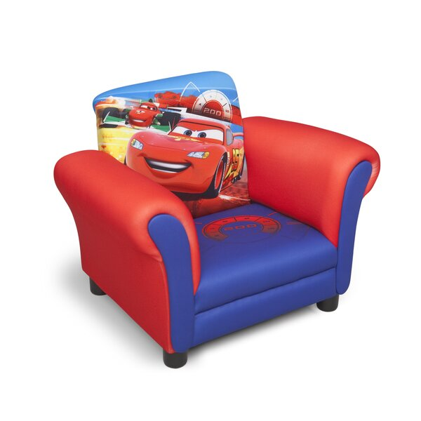 Incroyable Delta Children Disney Pixaru0027s Cars 2 Kids Club Chair U0026 Reviews | Wayfair