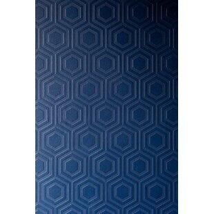 Hive Paintable 33 X 205 Geometric Wallpaper Roll