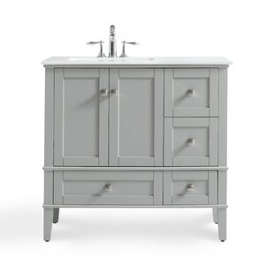 48 Inch Left Offset Vanity Wayfair