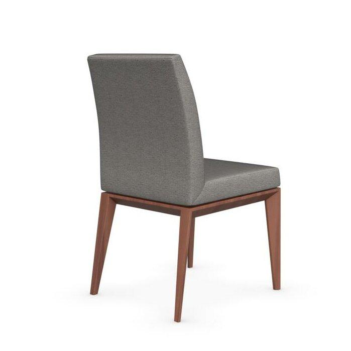 bess low wooden chair allmodern