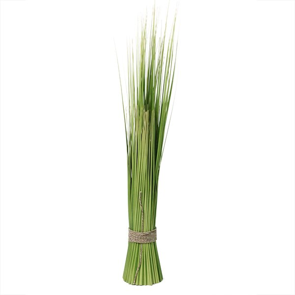 Northlight Artificial Onion Grass Bundle Wrapped with ...