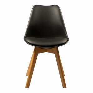 Ashley Solid Wood Dining Chair by Langley Street