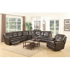 Jackson Reclining Sectional by Avalon Furniture