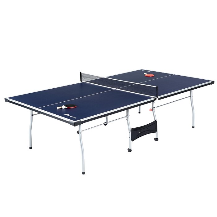 Delightful Official Size Indoor Table Tennis Table