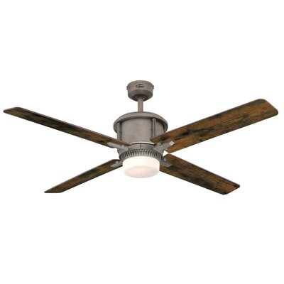 Industrial Style Ceiling Fans You Ll Love In 2019 Wayfair