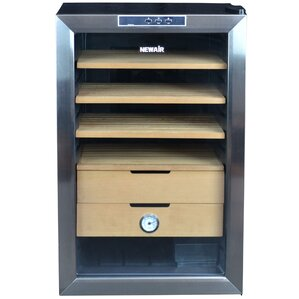 Cigar Humidor Refrigerator by NewAir