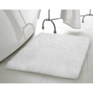 Nasim Solid White Area Rug