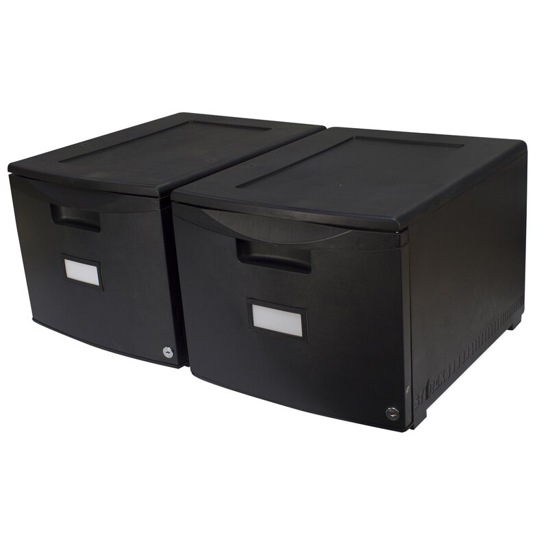 1 Drawer Lateral Filing Cabinet