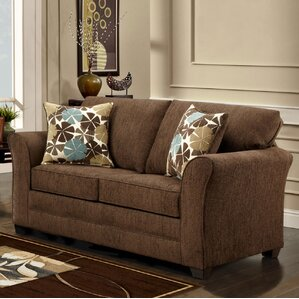 Asha Loveseat by Bayou Breeze