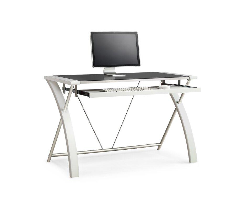 Whalen Furniture Zara Writing Desk Amp Reviews Wayfair