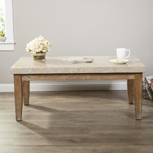 Checotah Coffee Table by Loon Peak
