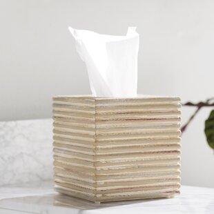 Bordelon Tissue Box Cover