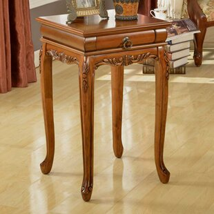 Amazing Shaped Leg End Table
