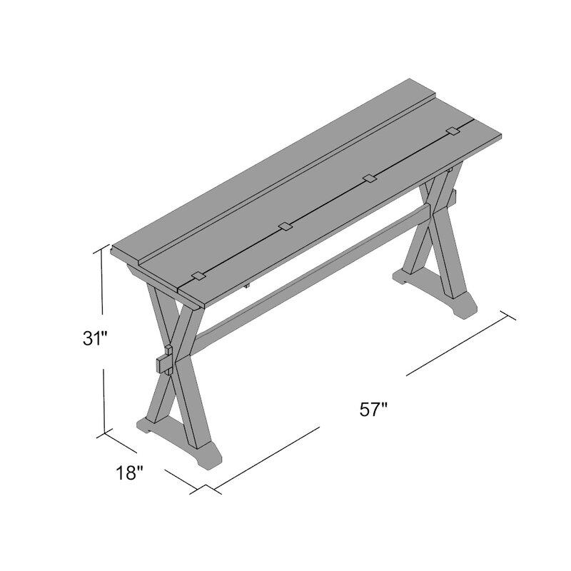 Birch LaneTM Grafton Console Table Reviews