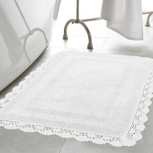 Crochet 100% Cotton Bath Rug