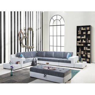 Delicieux Luna Modular Sectional