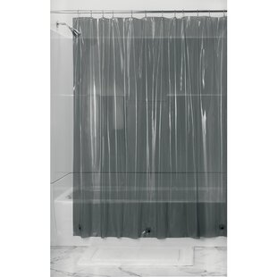 Teal And Gray Shower Curtain