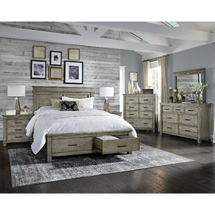 e2d17b270c426b Sayler Queen Storage Platform Configurable Bedroom Set