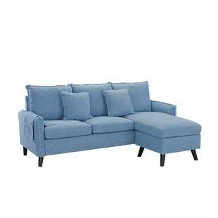 Fletcher Clic Small E Reversible Sectional