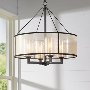Dailey 4 Light Drum Chandelier
