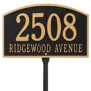 68851c0334b Address Plaques   Signs You ll Love
