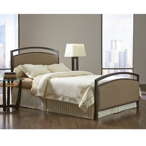 Allenhurst Full/Double Upholstered Panel Bed by Gracie Oaks